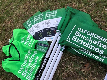 Smokefree Sidelines