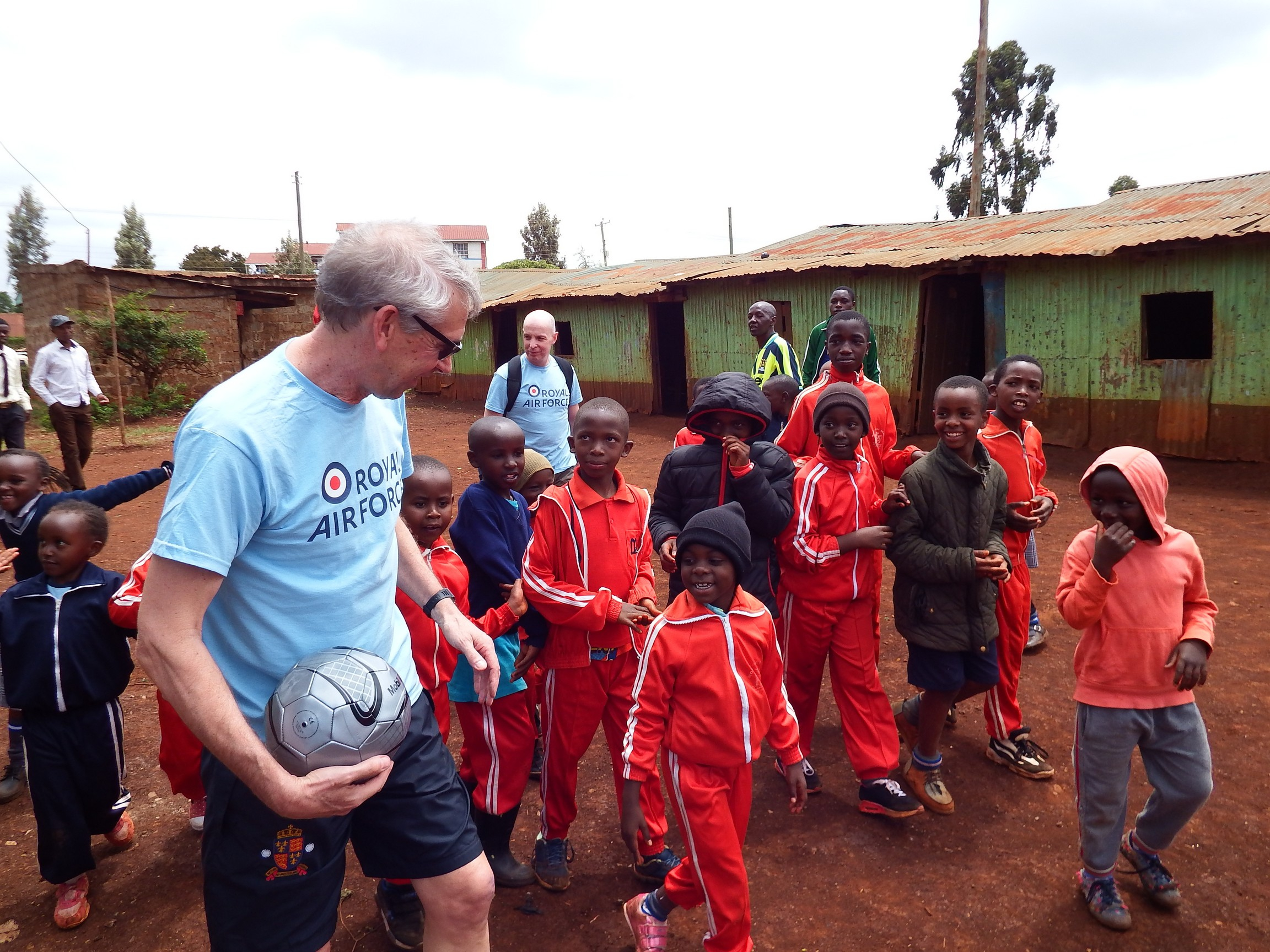 Football to Africa Photo 3