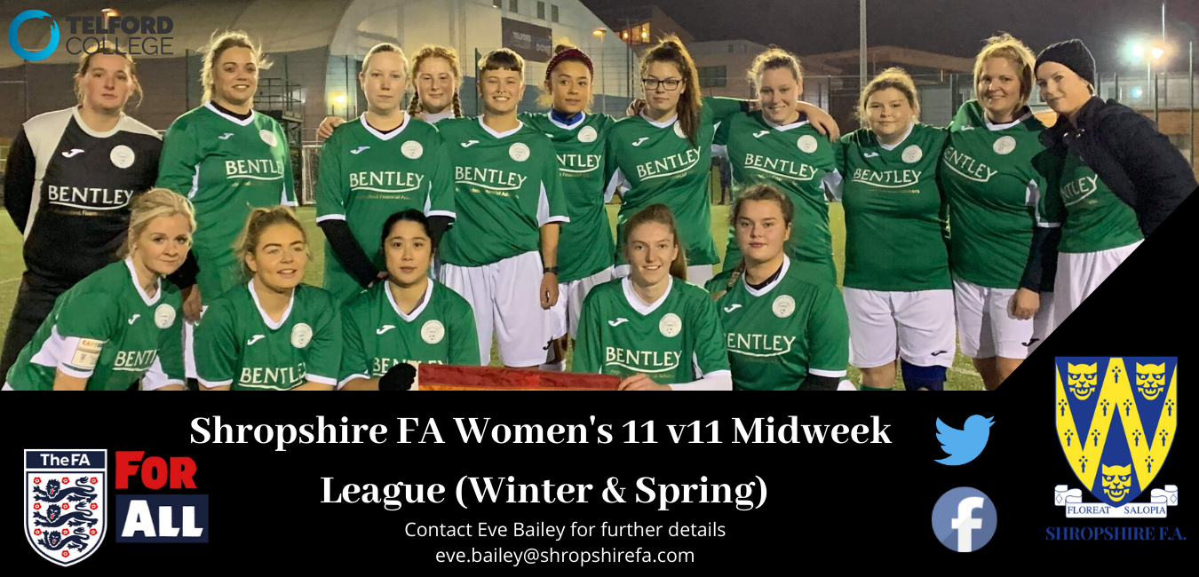 SFA Women's Midweek League Promo