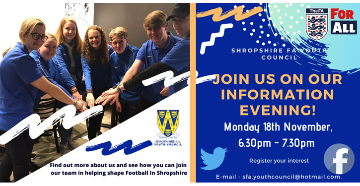 Youth Council Information Evening