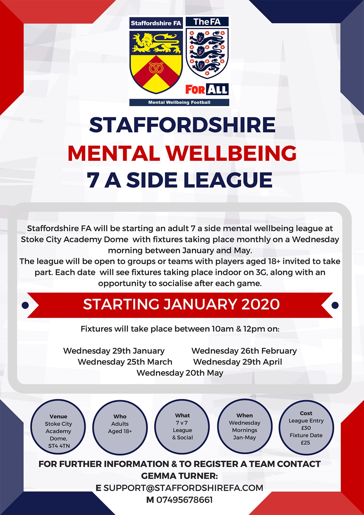 Mental Wellbeing League