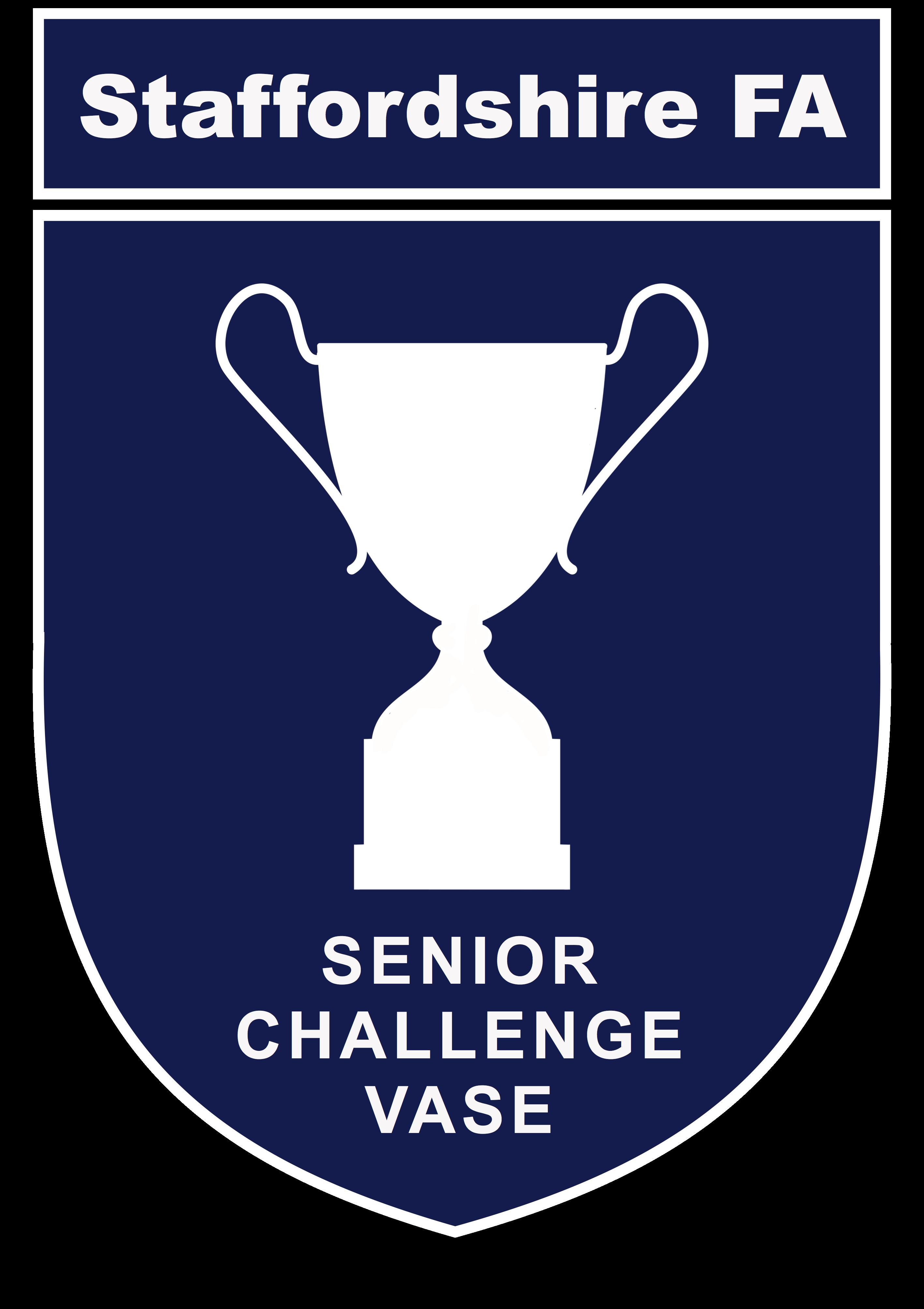 Senior Challenge Vase - Staffordshire FA