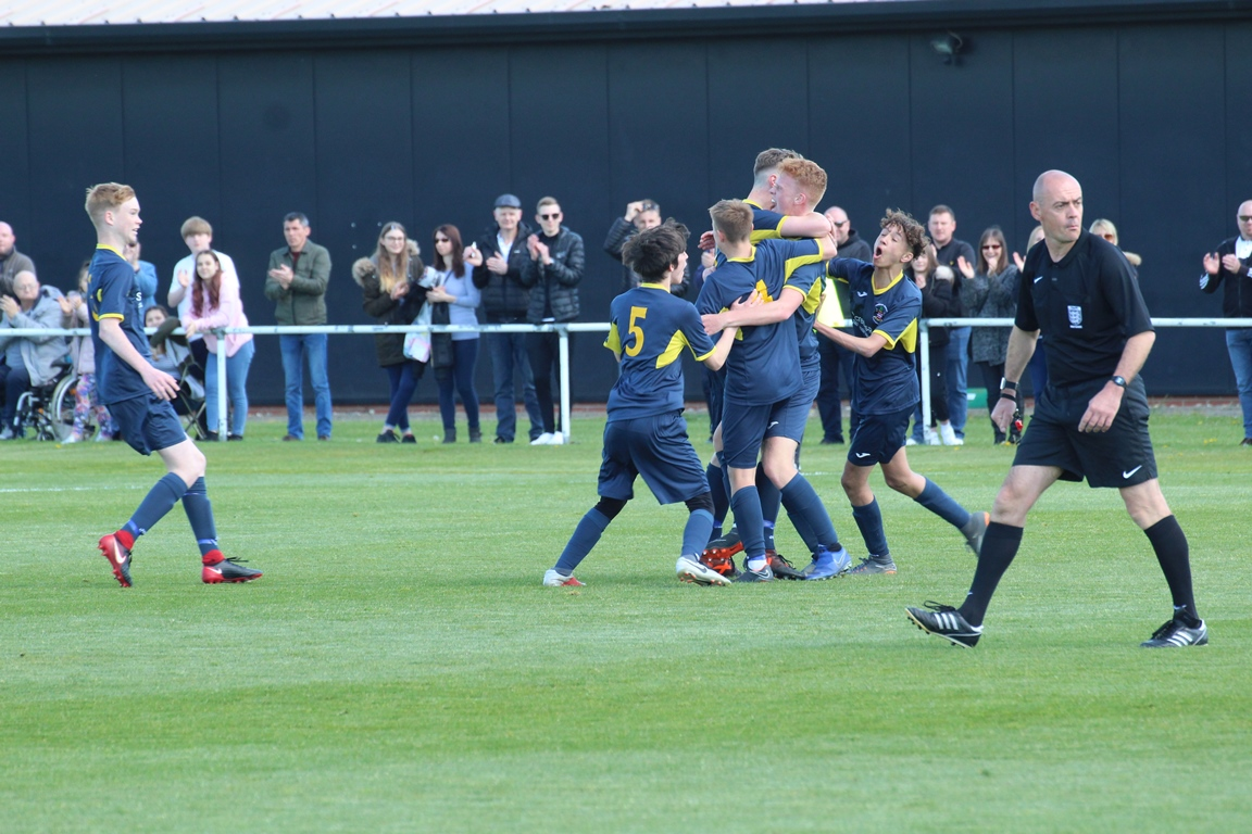 Boys U16 Cup Final Needham AFC Sudbury May 2019 1