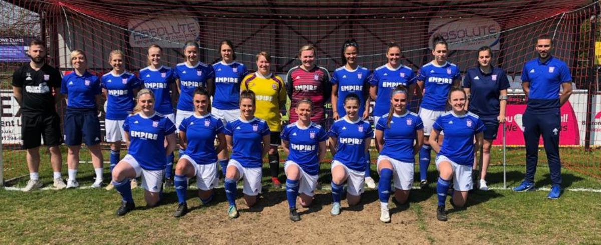 Ipswich Town Ladies May 2019