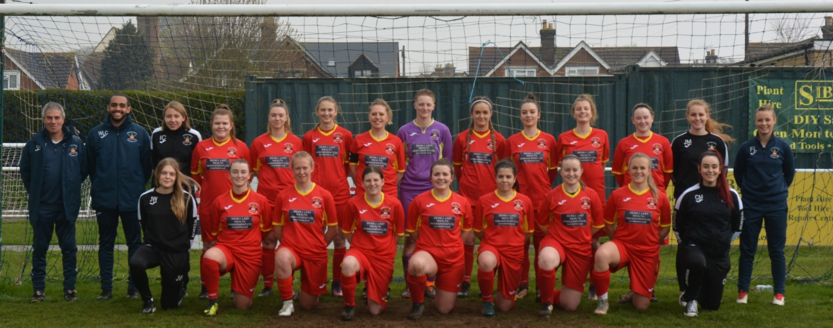 Needham Market Women May 2019