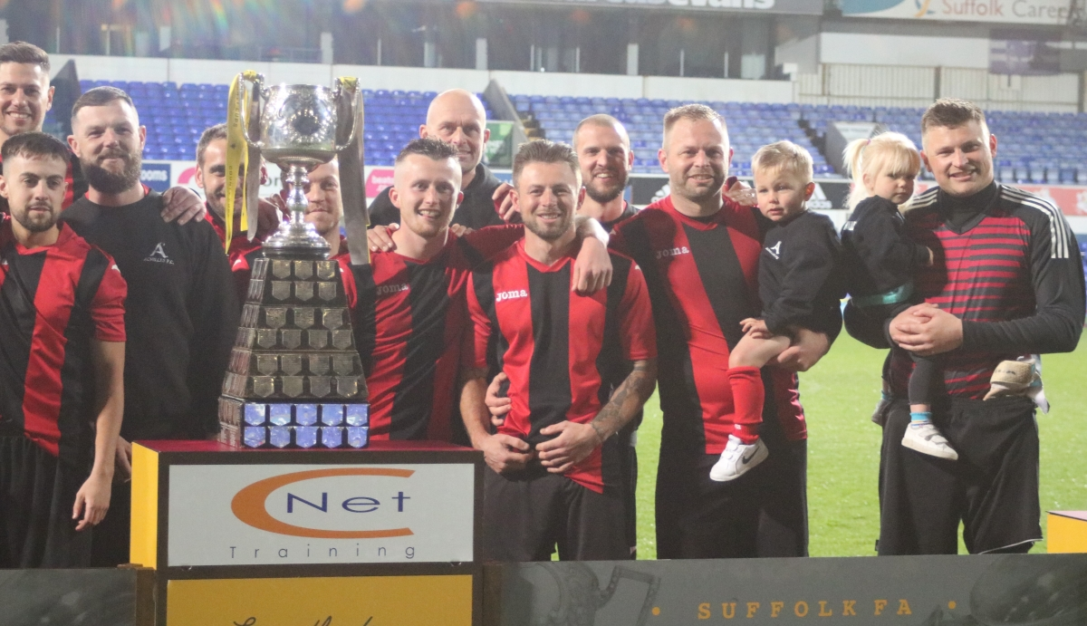 Senior Cup Final Achilles Cornard May 2019 11