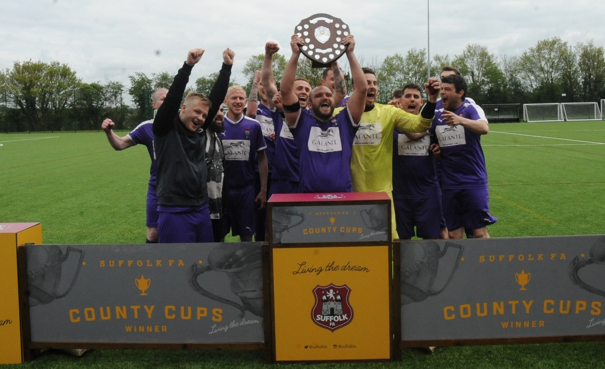 Sunday Shield Final 2019 winners Fusilier