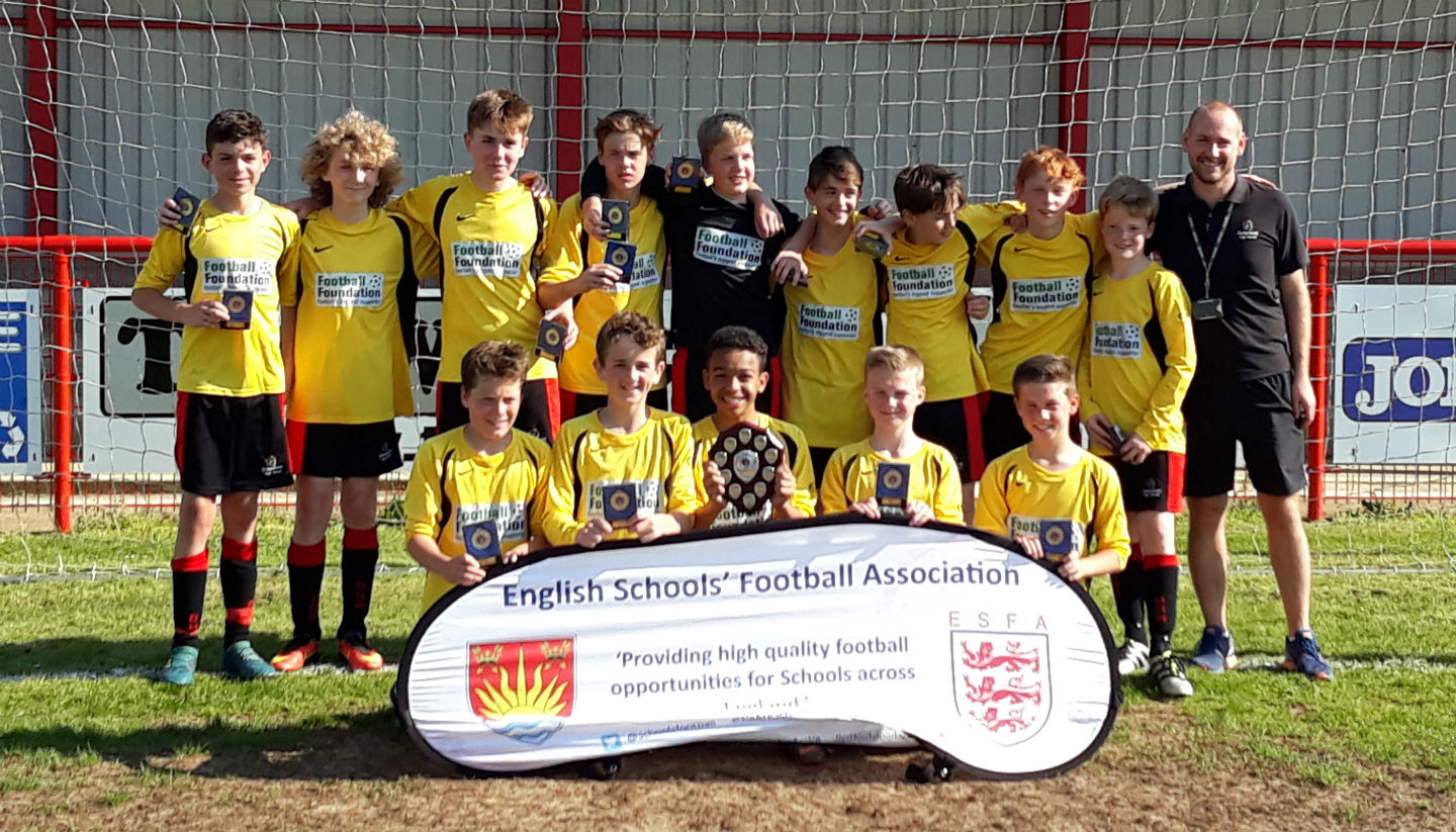 Debenham U13 Boys May 2018