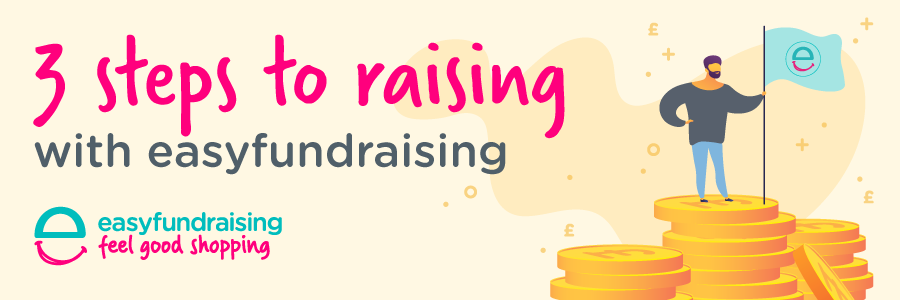 Easyfundraising promotion July 2020 2