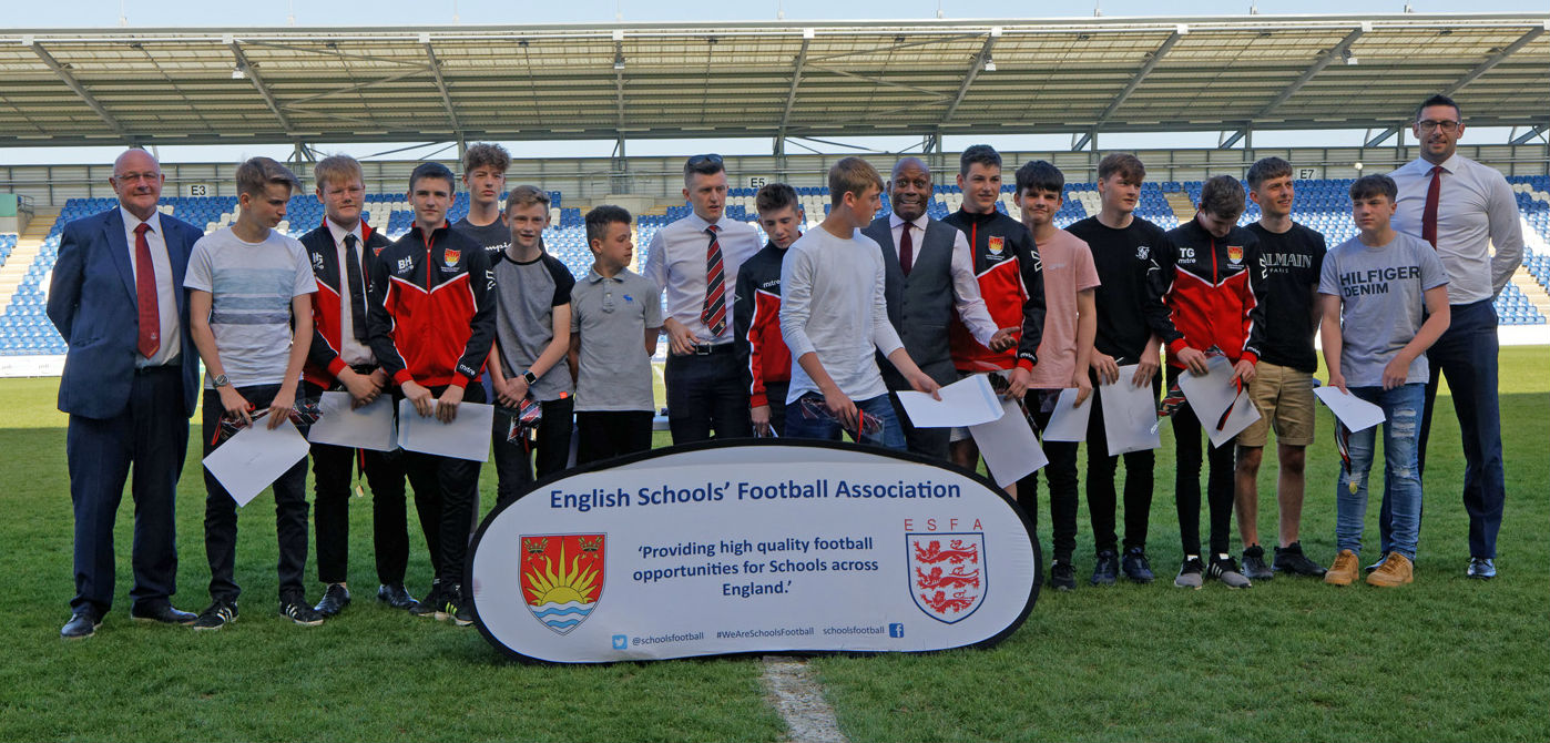 SCSFA Boys' presentation May 2018 1