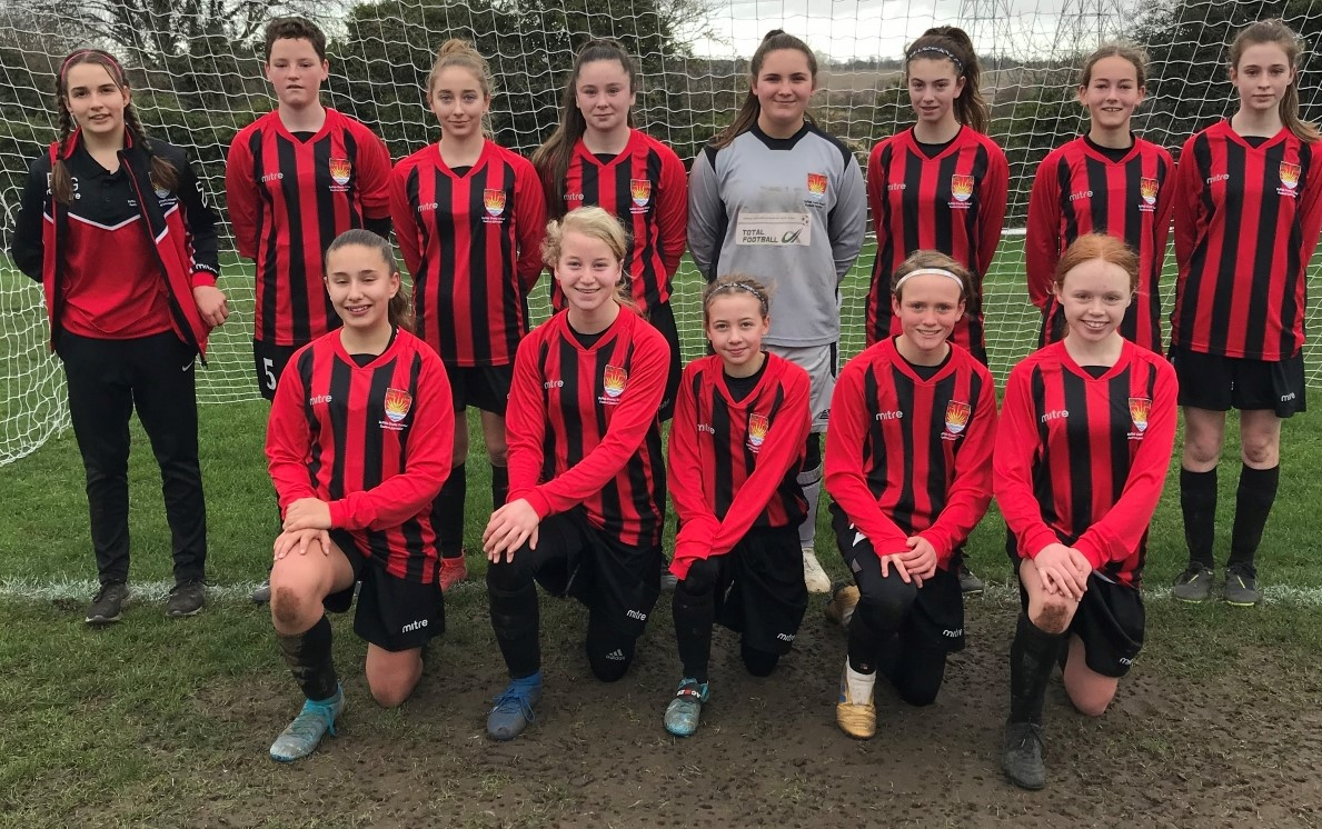 SCSFA Girls' U14s 2019-20