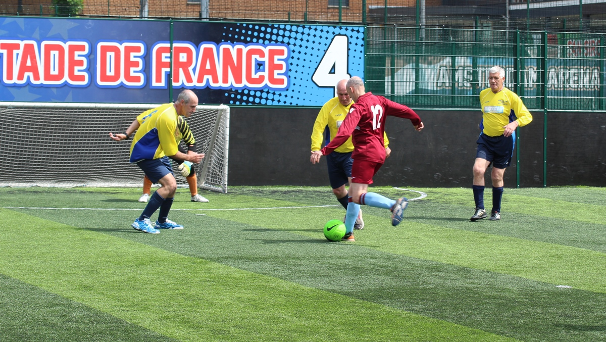 Walking Football Cup 2019 3