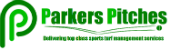 Parkers Pitches partnership logo