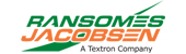 Ransomes Jacobsen partnership logo