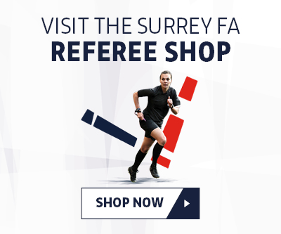 Surrey FA Referee Shop