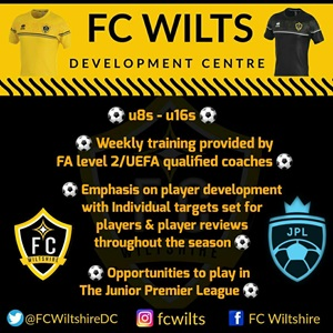 FC Wilts Development Centre