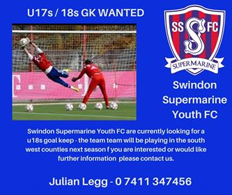 Swindon Supermarine Youth