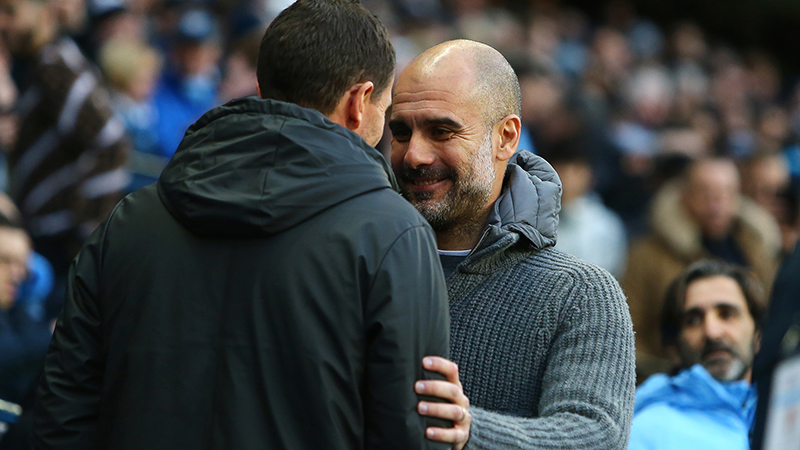 Guardiola achieved what nobody has in 148 years of history