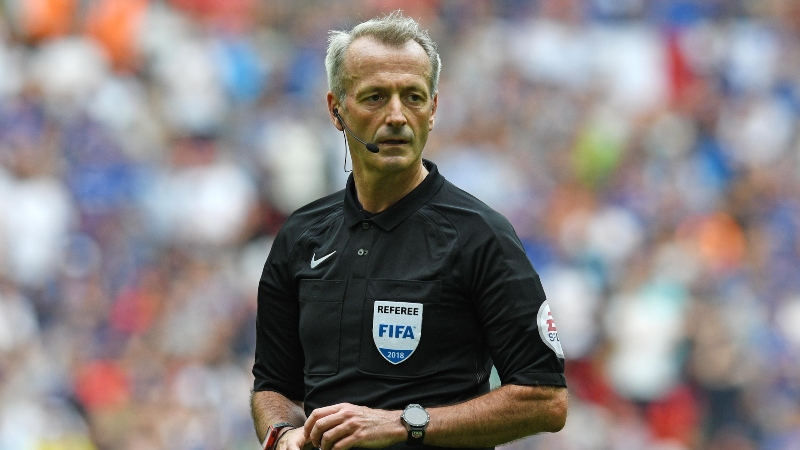 Image result for Referee