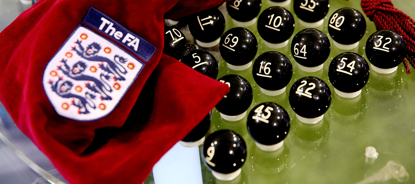 The Emirates FA Cup first round draw was made in Stratford on ...