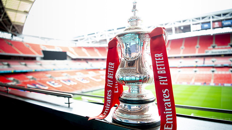 The Emirates FA Cup - Competitions   The Football Association