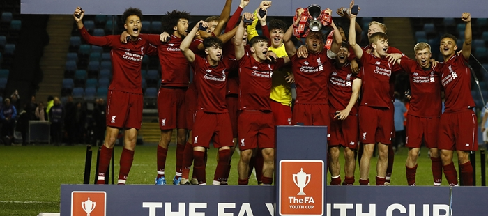 The FA Youth Cup news, fixtures and results