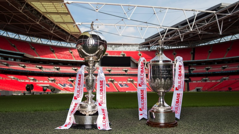 Buildbase Fa Trophy And Vase Semi Final Draws To Be Made On