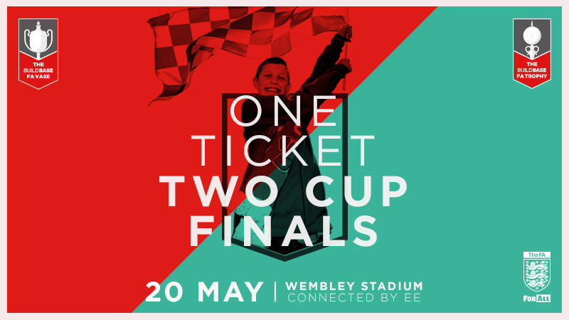 Non League Finals Day Returns To Wembley Next May And Tickets Are On