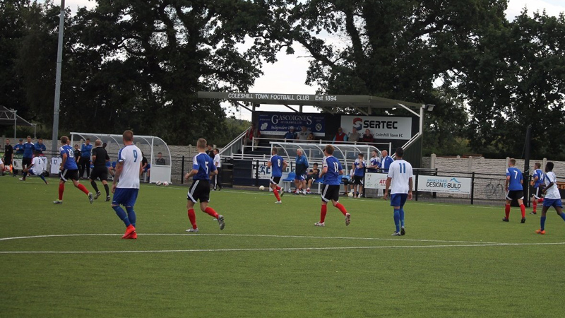 Coleshill Town Are In The Running For The Buildbase Club Renovation