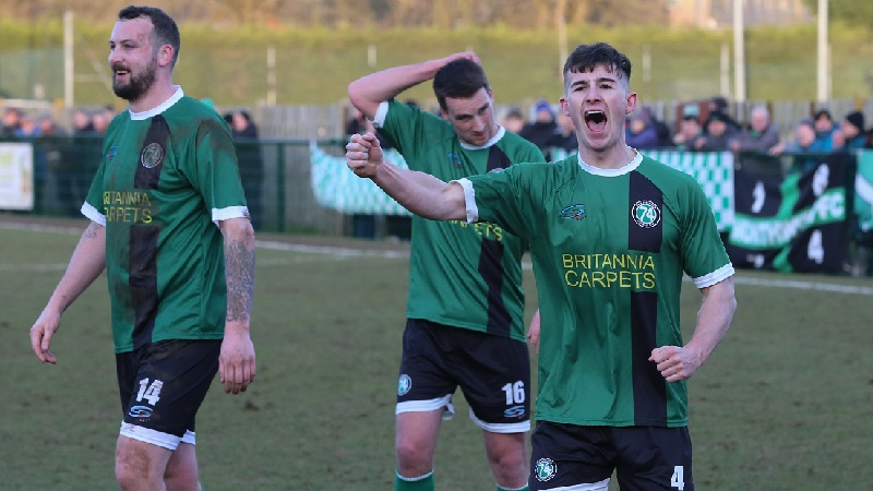 1874 Northwich Eyeing Wembley Appearance In Buildbase Fa Vase