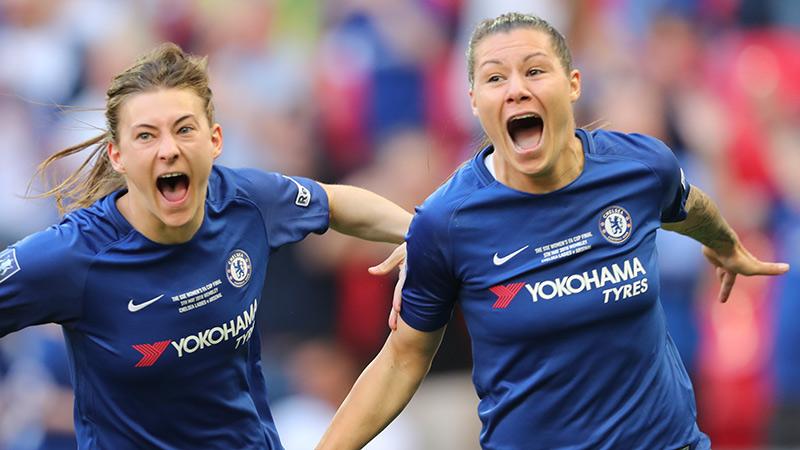 Arsenal 1-3 Chelsea