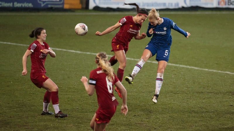 Five classic Chelsea Liverpool games ahead of their Women's FA Cup clash