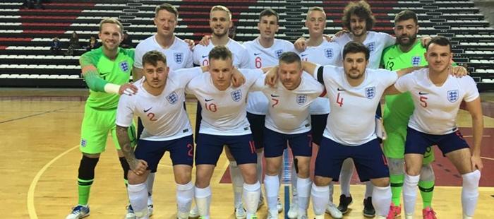England Para Football Teams News Fixtures And Results