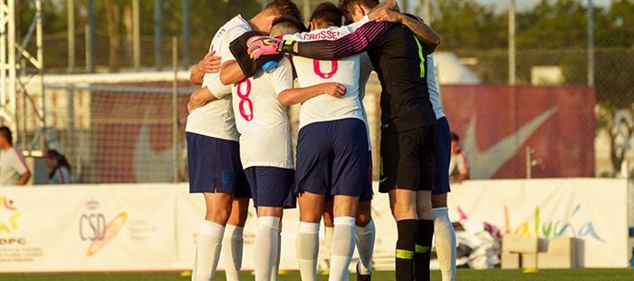 England Para Football teams news, fixtures and results