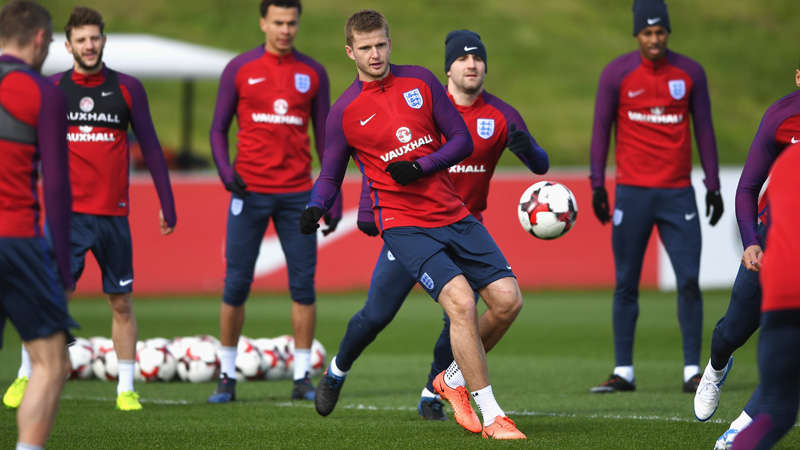 Gibson handed shock first England call-up