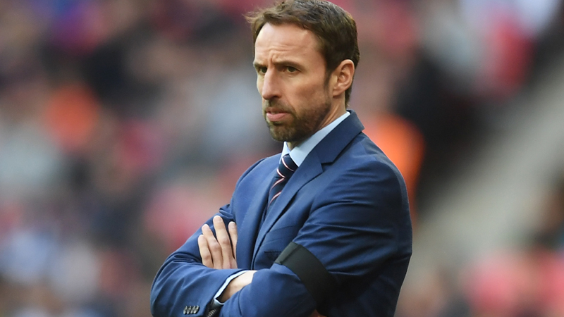 Southgate: England omission doesn't mean end for Rooney