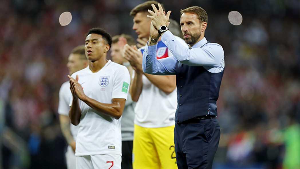 Pelatih Inggris, Gareth Southgate. (Sumber: Thefa.com).