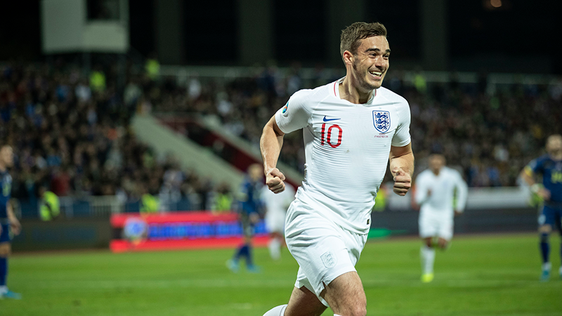 What will Southgate's England team look like at Euro 2020?
