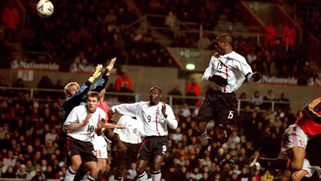 L'équipe national d'Angleterre. Ugo-ehiogu-goal-for-england