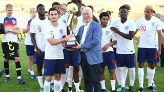 England to play Japan, Portugal and Chile at Toulon Tournament