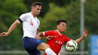 Aaron Wan-Bissaka in U21 squad