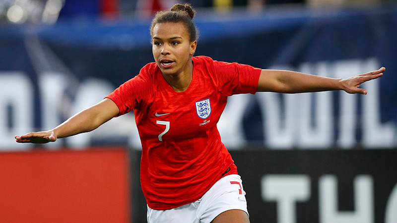 England Women's football team fixtures and results