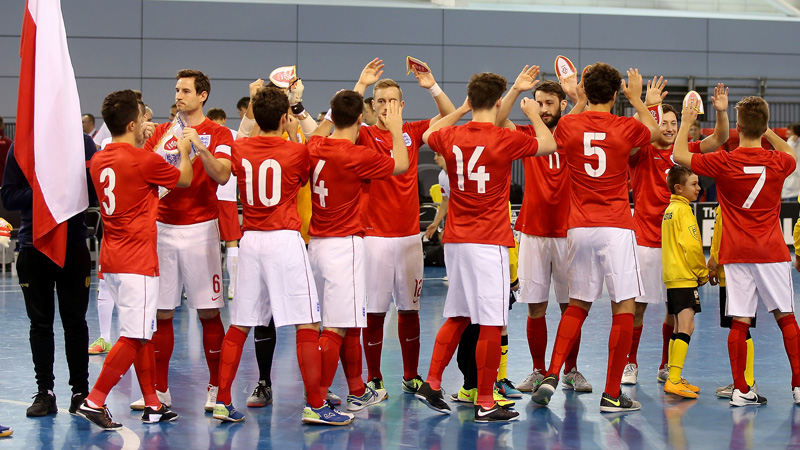 England Futsal  Player profiles f908e3d92c65f