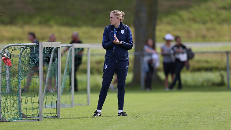 England squad named for UEFA Women's U17 Euros