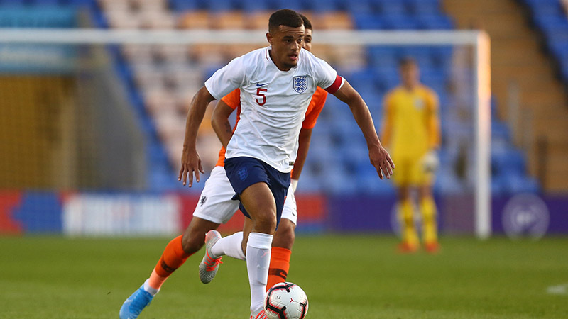 Joel Latibeaudiere on life with FC Twente and England U20s return