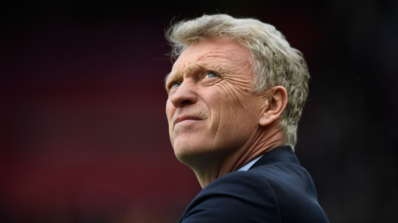 FA charges Sunderland boss David Moyes over slap comment