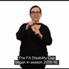 Watch our British Sign Language film
