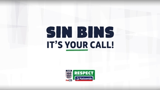 Temporary dismissals - sin bins | The Football Association