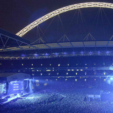 World-Class concerts at Wembley Stadium