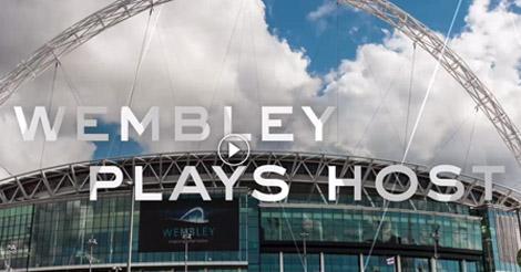 Home | Wembley Stadium